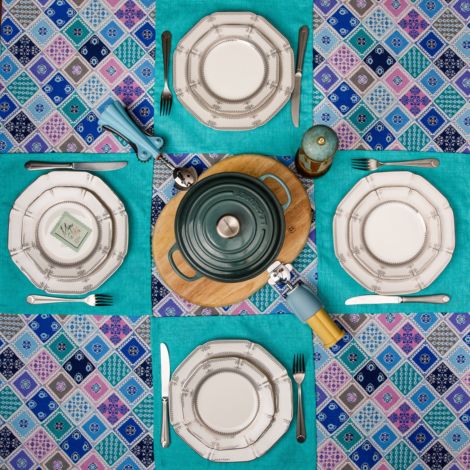 Комплект для кухни Мари Санна 7895-1+7900-2-180, Рогожка