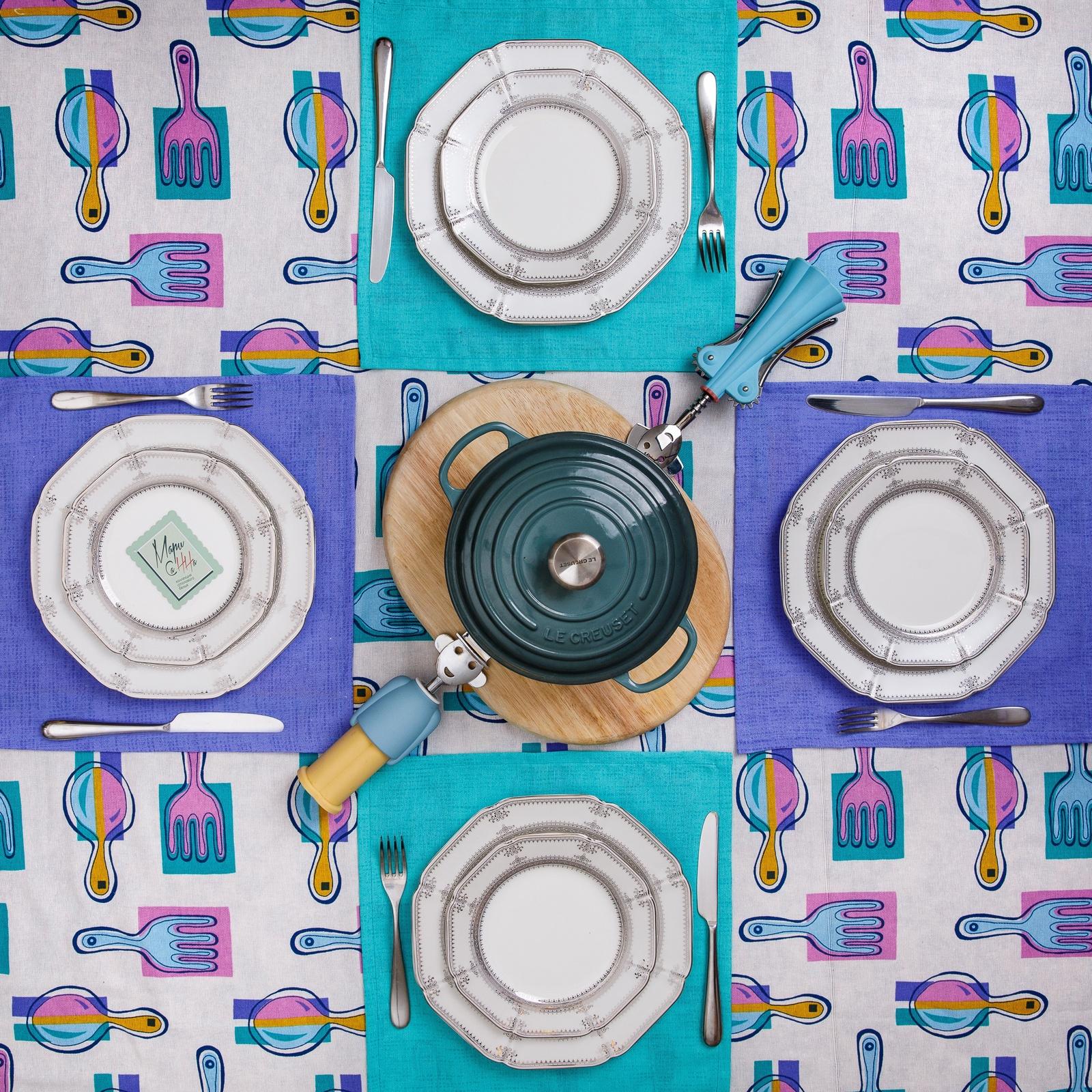 Комплект для кухни Мари Санна 2316-180, Рогожка