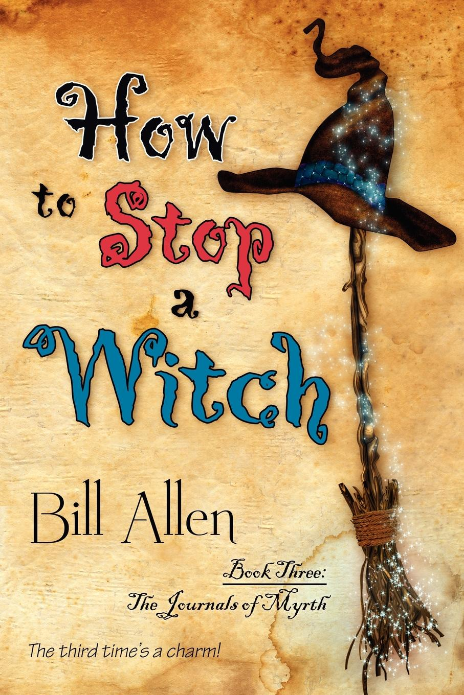 Фото - Bill Allen How to Stop a Witch рубашка greg greg mp002xm05sgb
