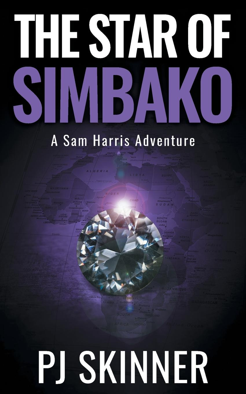 PJ Skinner The Star of Simbako. Large Print pj skinner fool s gold