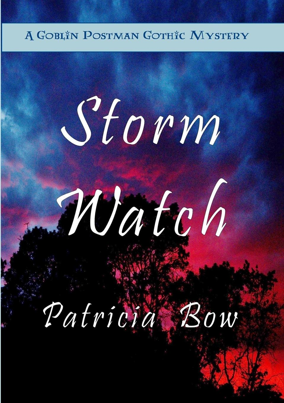 Patricia Bow Storm Watch cassandra austin cally and the sheriff