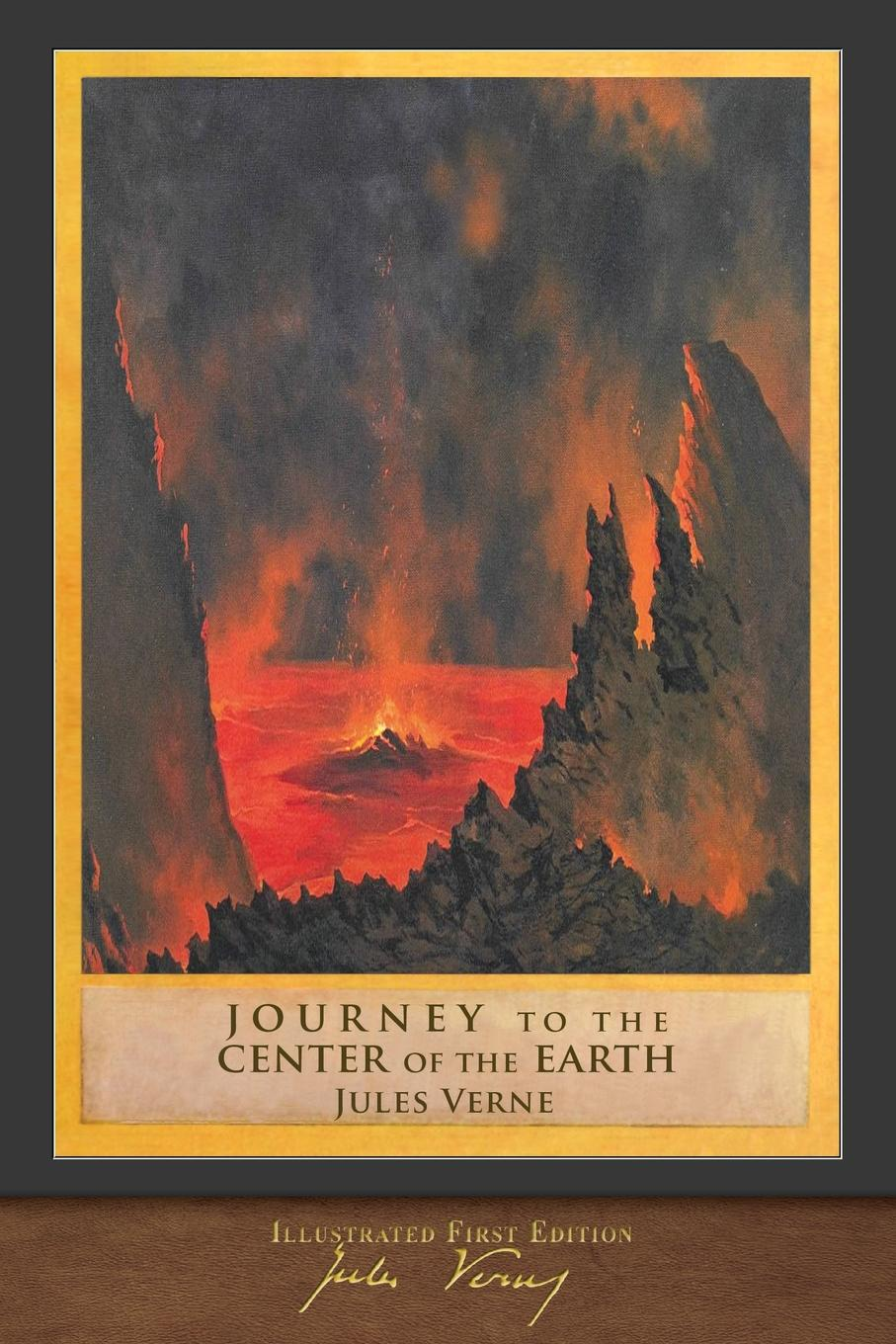 Jules Verne, Frederick Malleson Journey to the Center of the Earth. 100th Anniversary Collection verne j journey to the centre of the earth книга для чтения