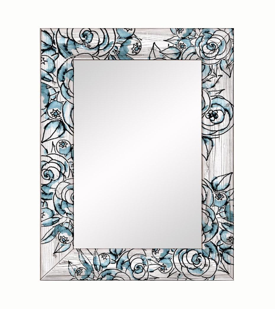 Зеркало интерьерное Дом Корлеоне настенное Флёр 80 х см