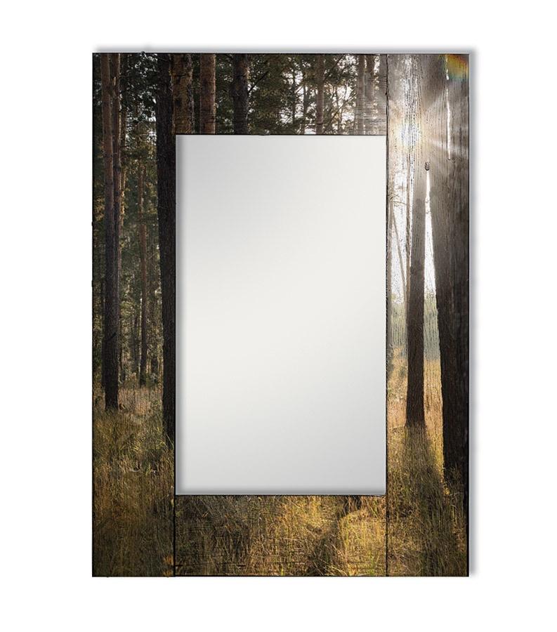 Зеркало интерьерное Дом Корлеоне настенное Солнечный луч 75 х 110 см