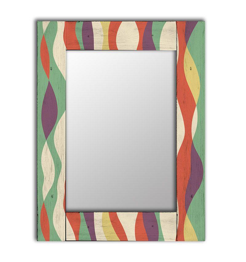 Зеркало интерьерное Дом Корлеоне Зеркало настенное Луара 80 х 80 см кеды trussardi jeans 79a00132 9y099999 w001