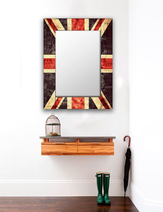 Зеркало интерьерное Дом Корлеоне Зеркало настенное Британия 55 х 55 см Дом Корлеоне