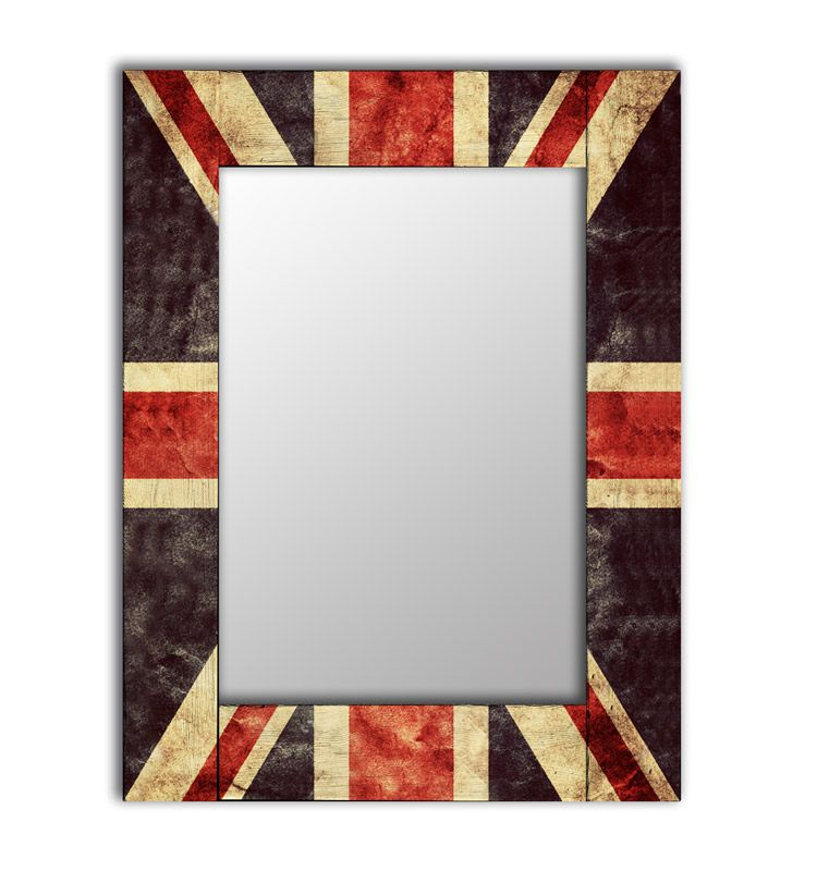 Зеркало интерьерное Дом Корлеоне Зеркало настенное Британия 80 х 80 см зеркало интерьерное дом корлеоне зеркало настенное мозаика 80 х 80 см