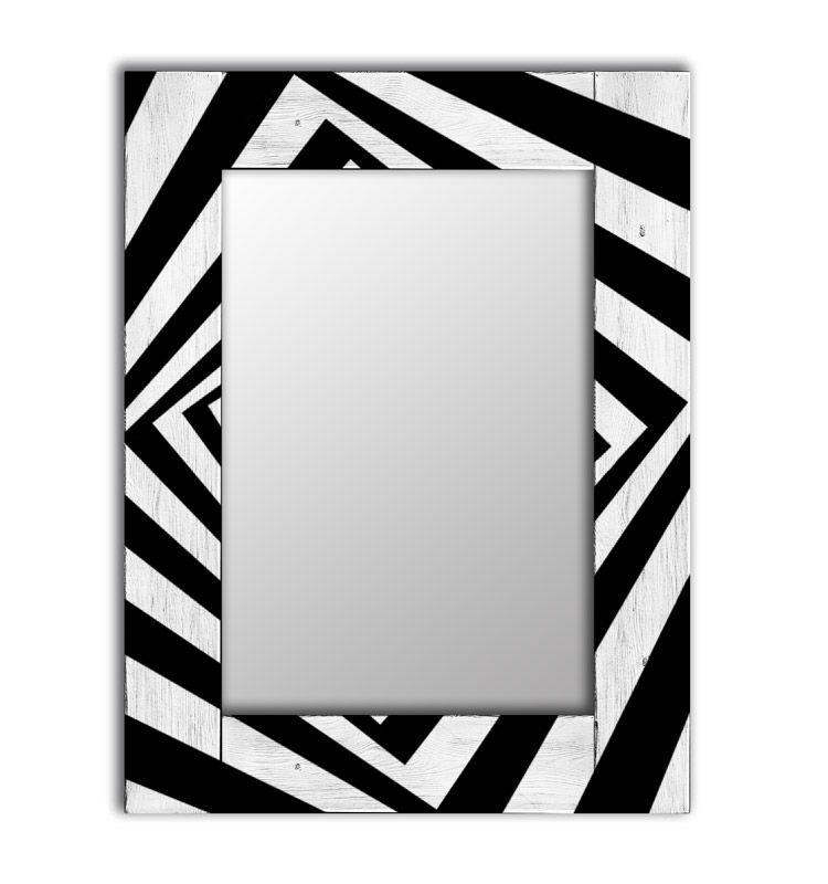 Зеркало интерьерное Дом Корлеоне Зеркало настенное Бумеранг 65 х 65 см