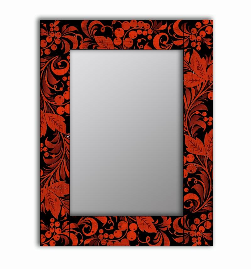 Зеркало интерьерное Дом Корлеоне Зеркало настенное Калина 50 х 65 см