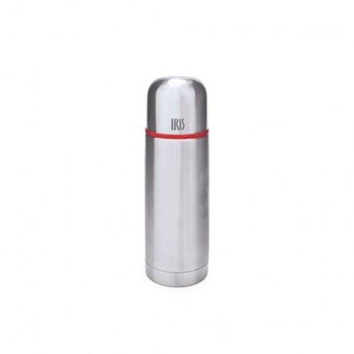 IRIS Термос с клапаном 500мл термос с клапаном palisad camping с клапаном цвет зеленый 500 мл