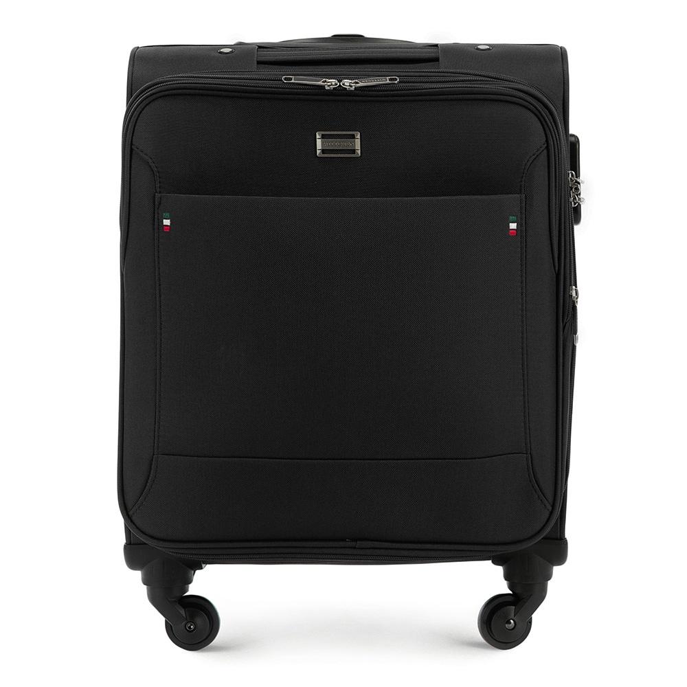 Чемодан Wittchen 56-3S-531, черный чемодан wittchen 56 3s 631 56 3s 631 13 черный