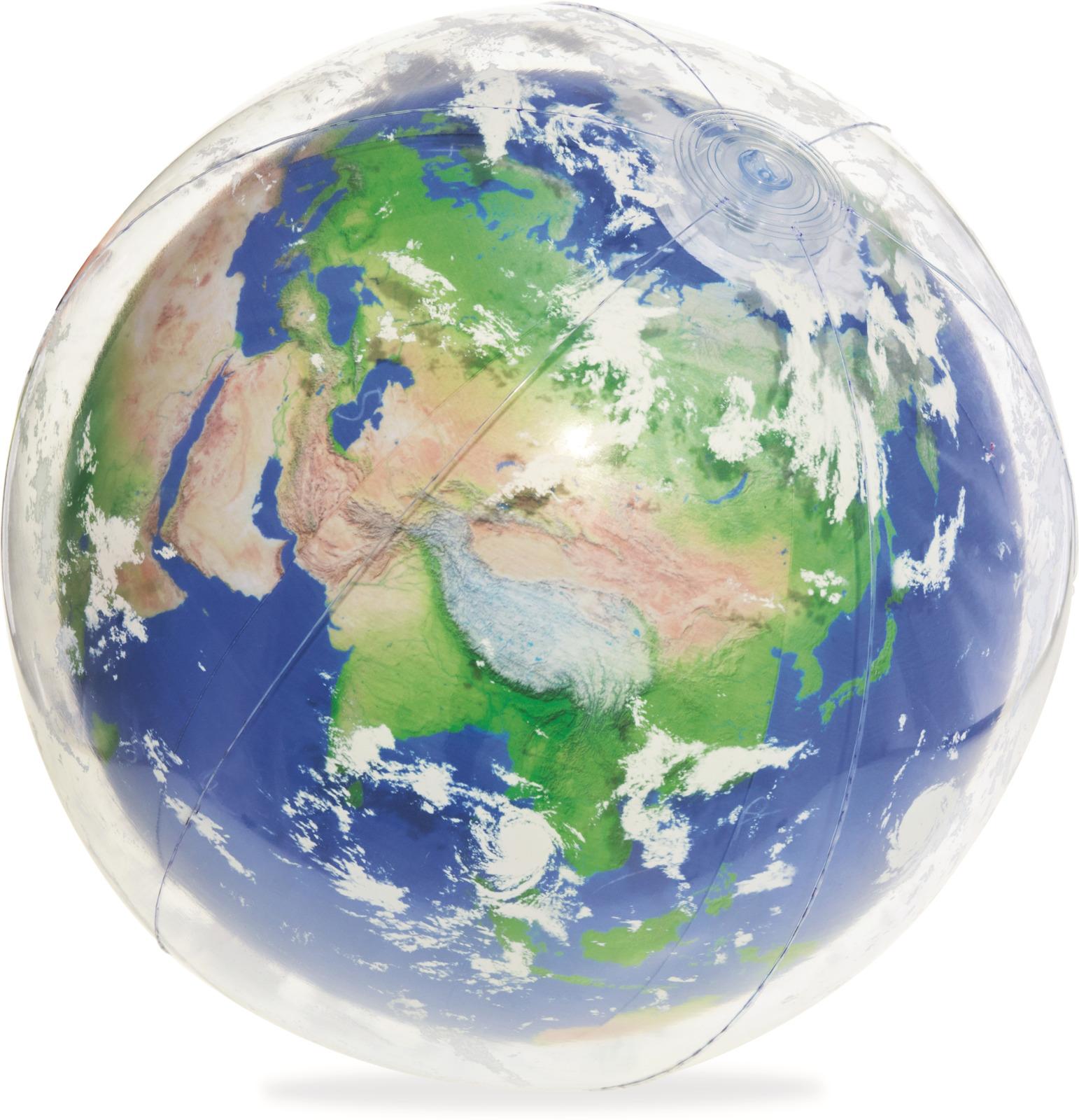 Фото - Мяч детский Bestway Земля, диаметр 61 см боди детский luvable friends 60325 f бирюзовый р 55 61