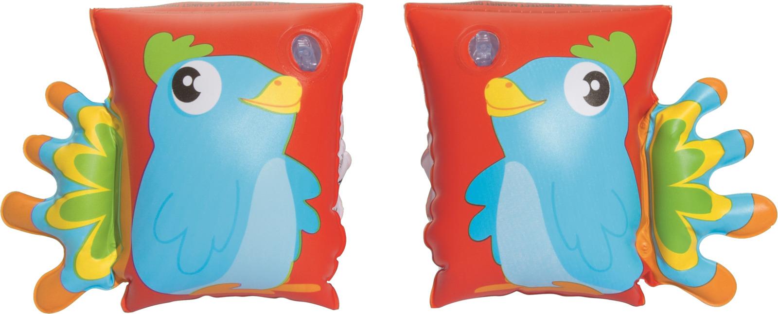 Bestway Нарукавники для плавания Попугаи цены онлайн