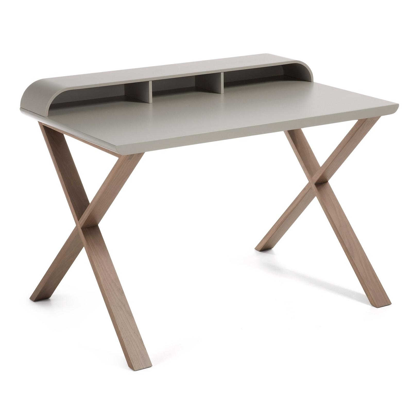 Письменный стол Success серый Ш.120 В.85 Г.79 Вес 28.7кг; Материал Массив; Цвет Серый