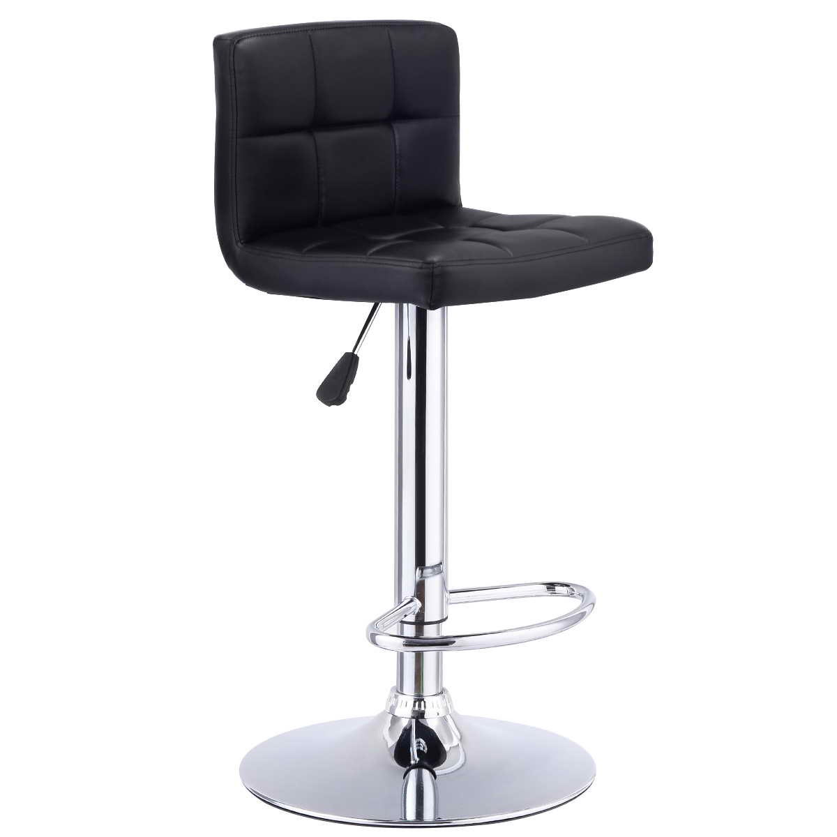 Барный стул SOKOLTEC HW53843BK, черный барный стул woodville orion черный