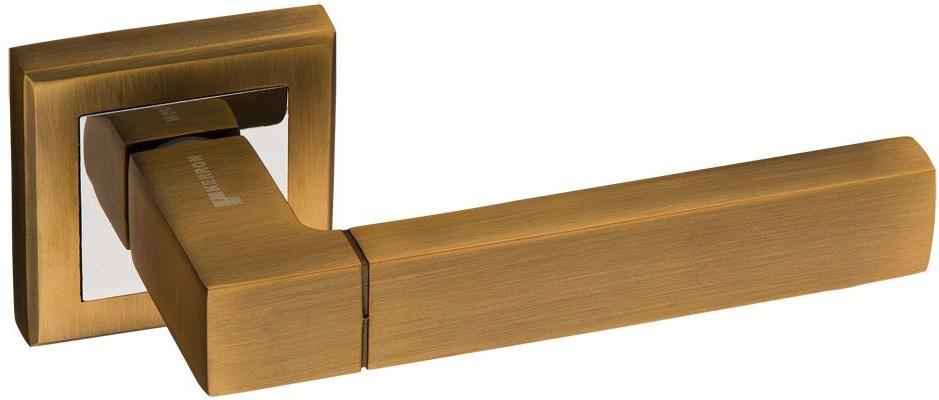 цены на Ручка дверная Kerron, DR7590 COF/CP, кофе  в интернет-магазинах