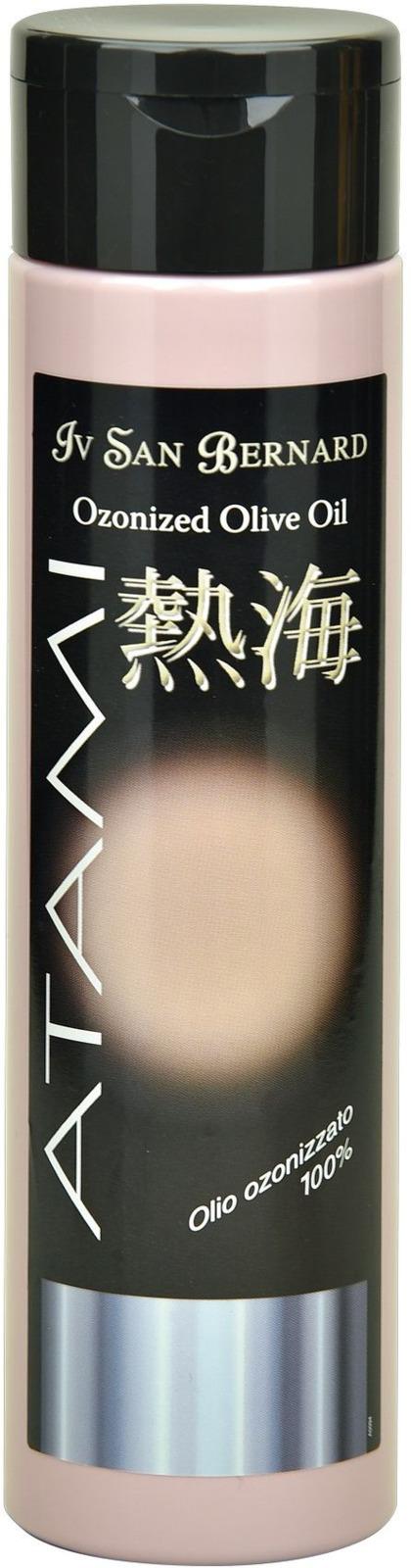 Масло для животных Iv San Bernard ISB Atami Дезинфицирующее, оливковое, озонированное, 300 мл
