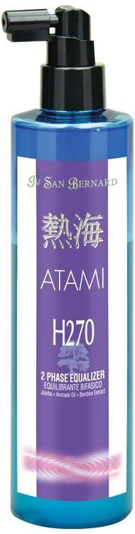 Спрей для животных Iv San Bernard ISB Atami Двухфазный, для облегчения расчесывания и яркости окраса, 300 мл