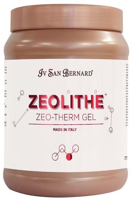 Гель для животных Iv San Bernard ISB Zeolithe Zeo Therm Gel, восстанавливающий поврежденную кожу и шерсть, 1 л