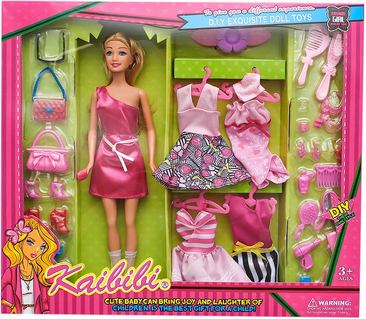Игровой набор с куклой Кэрри, 1599130, высота 34 см