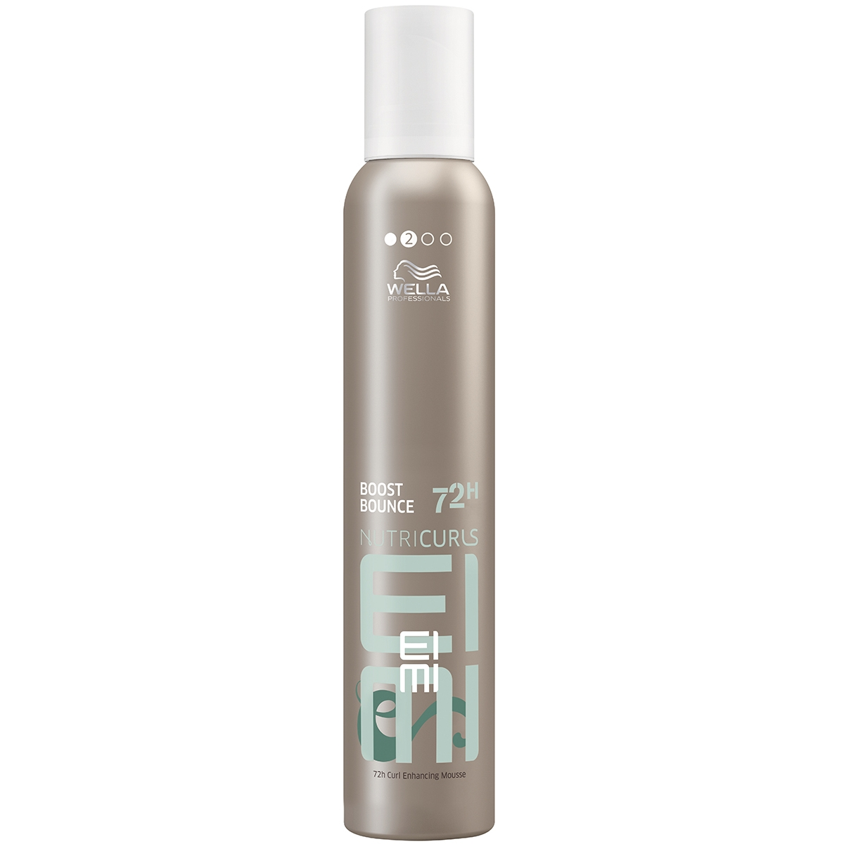 все цены на Мусс для укладки кудрявых волос Wella Professionals Nutricurls EIMI Boost Bounce 72H Curl Enhancing Mousse, 300 мл онлайн