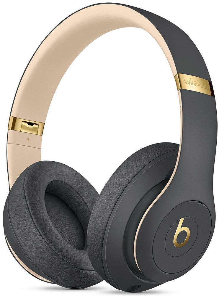 Беспроводные наушники Beats Studio3 Wireless, серый цена и фото
