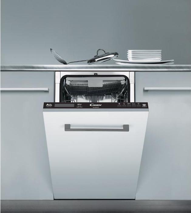 Посудомоечная машина Candy CDI 2D10473-07, белый