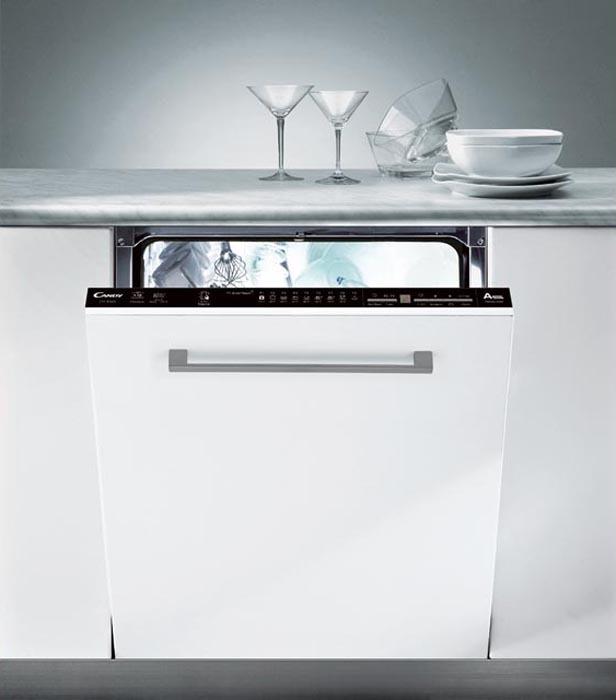 Посудомоечная машина Candy CDI 1DS63-07, белый