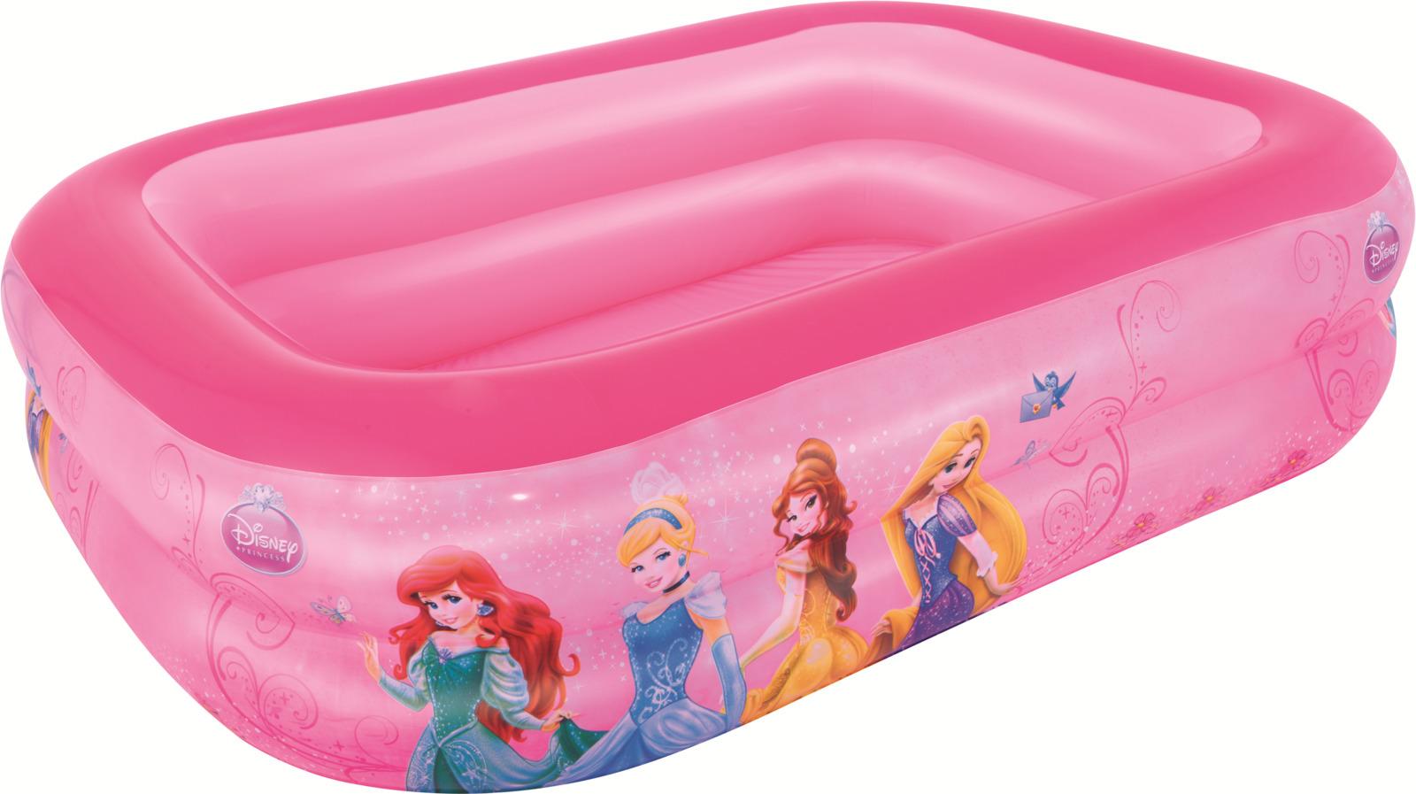 Бассейн надувной Bestway Disney Princess, 450 л цена