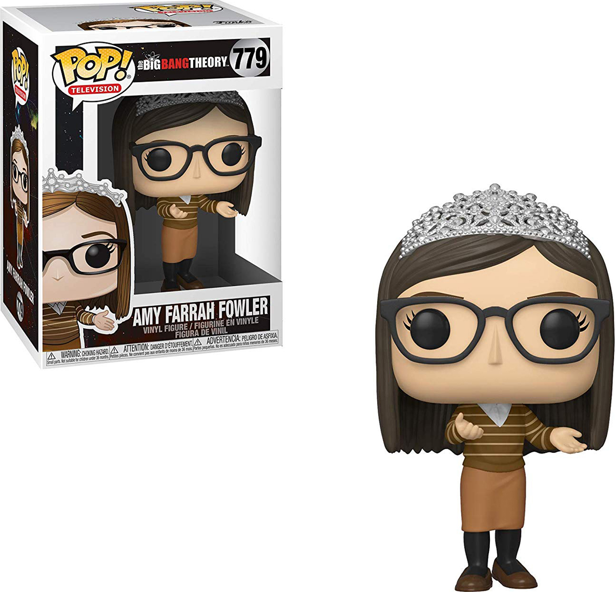 Фигурка Funko POP! Vinyl: Big Bang Theory S2: Amy 38581 худи print bar pop art bang