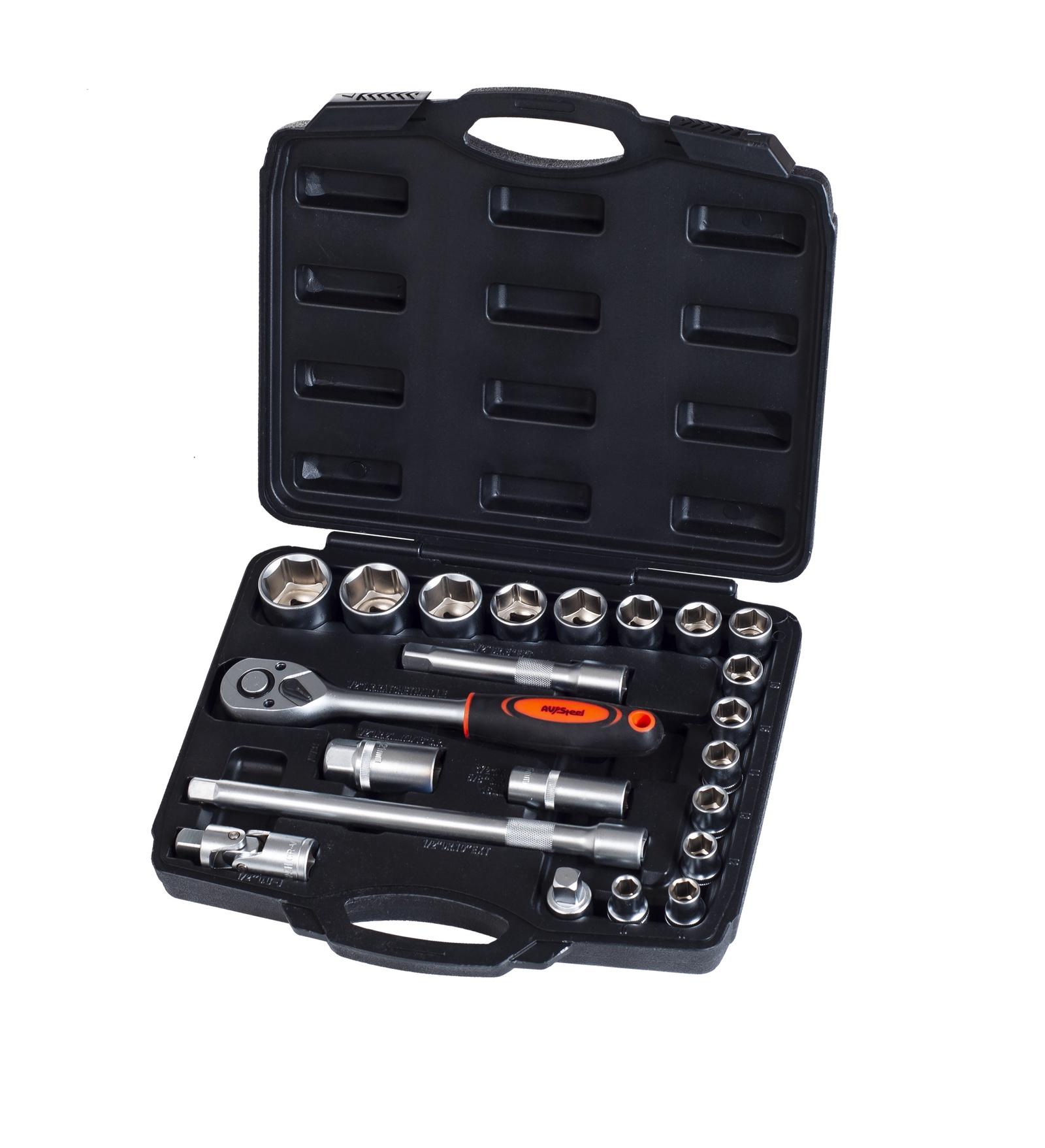 Набор инструментов AUTOVIRAZH AV-011022 набор инструментов av steel av 011012