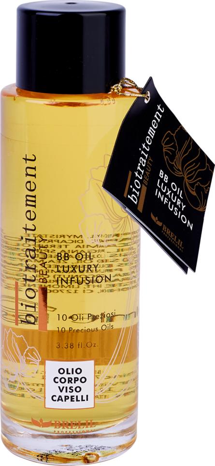 Многофунциональное масло для волос, лица и тела Brelil BioTreatment Beauty, 100 мл недорого