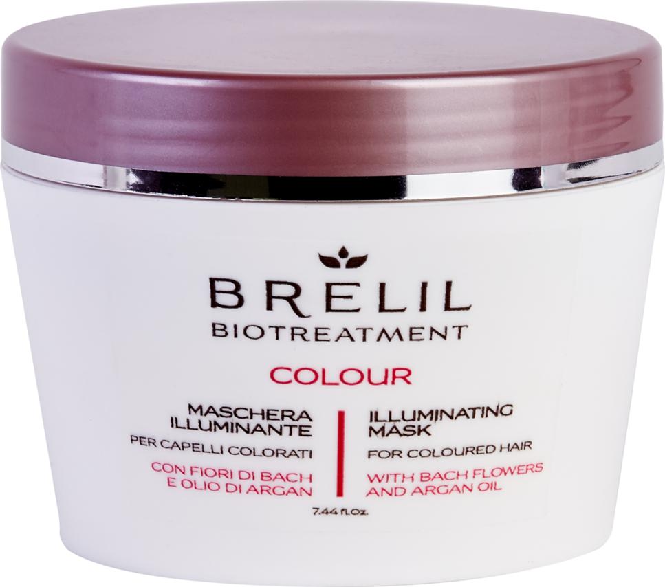 Маска для окрашенных волос Brelil BioTreatment Colour, 220 мл недорого