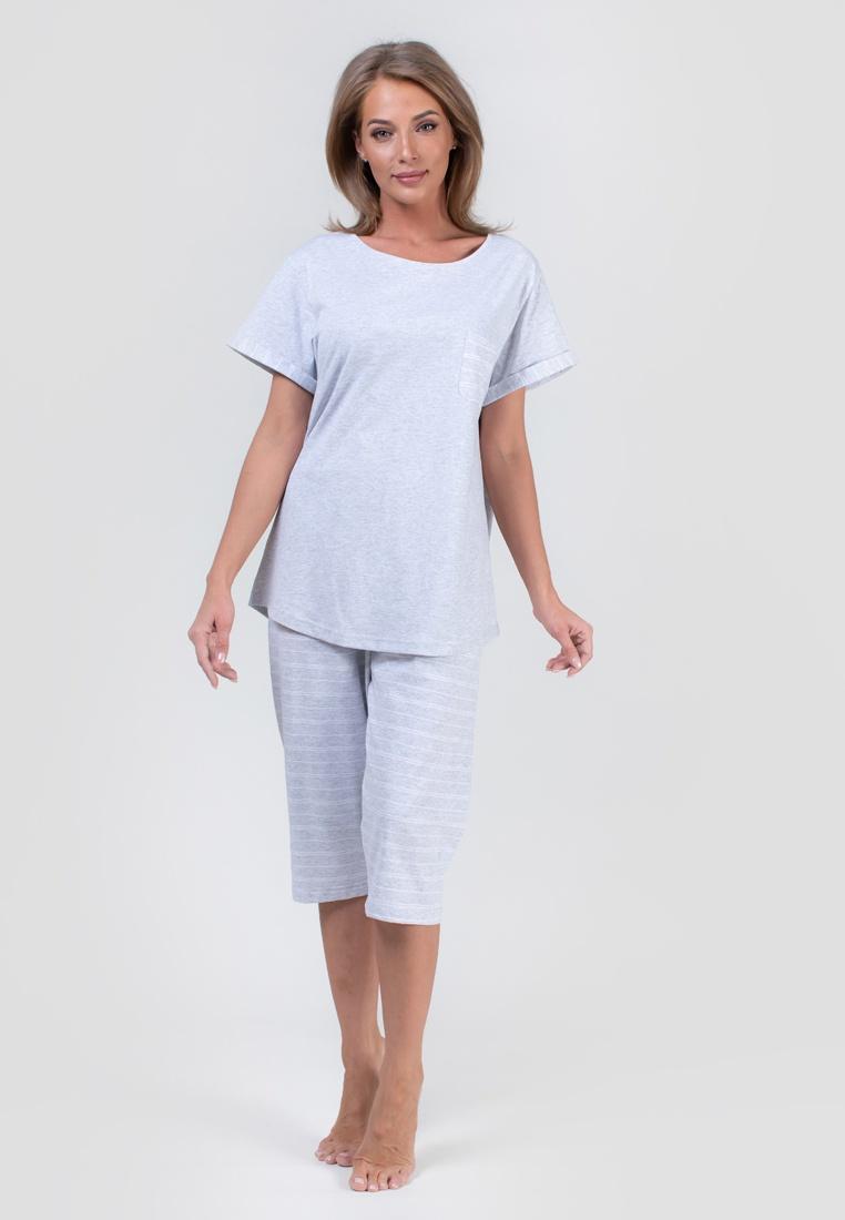 Домашний комплект Vienetta домашний комплект женский vienetta s secret пингвин кофта брюки цвет лавандовый 803195 3102 размер s 44