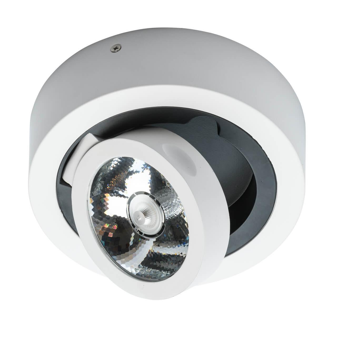 Потолочный светильник De Markt 637017401, белый цена