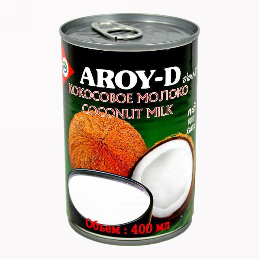 цена на Молоко Aroy-D кокосовое 60%