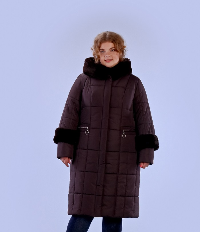 Пальто Moda Eva