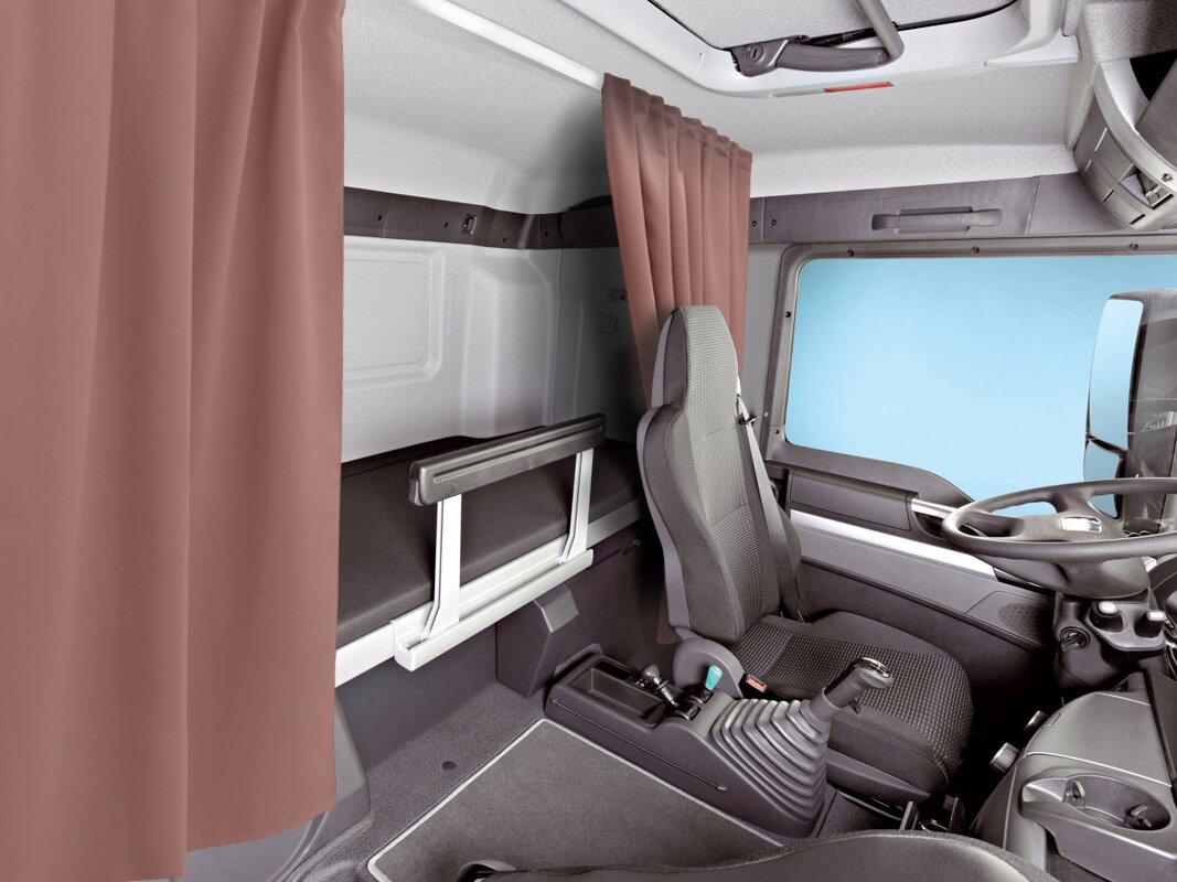 Фото - Комплект автоштор Эскар Blackout - auto S, кофе с молоком, 2 шторы 120 х 160 см шторы для комнаты blackout комплект штор к326 32 кофе с молоком 200 240 см