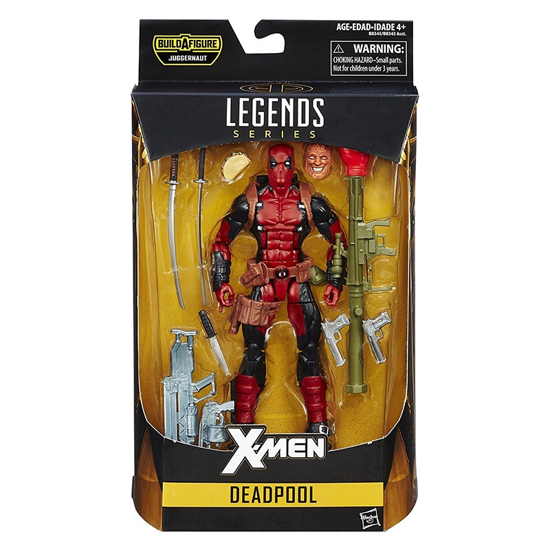 Фигурка X-Men Legends Series - Deadpool with Guns (15 см)