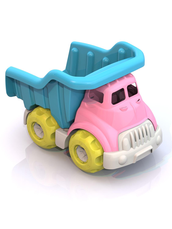 Машинка Нордпласт ШКД15_голубой,розовый