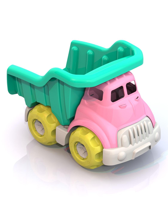 Машинка Нордпласт ШКД15_салатовый,розовый