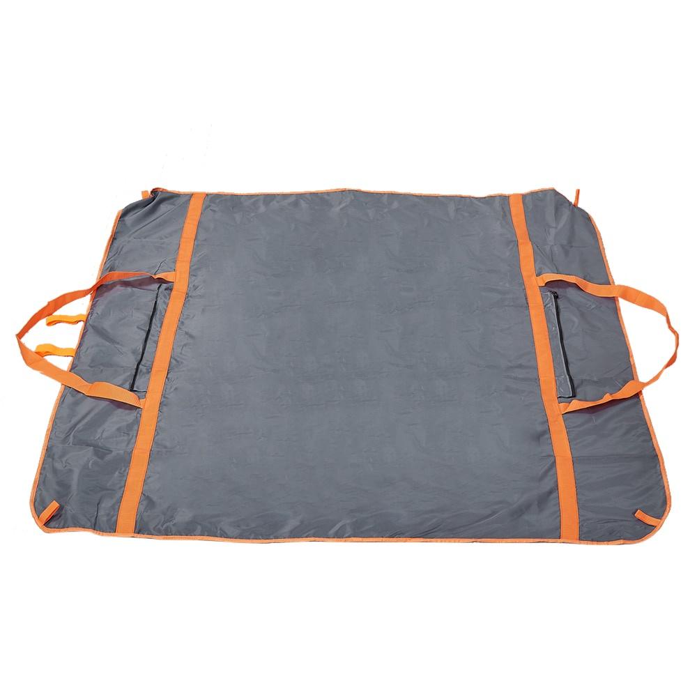 Фото - Коврик туристический Migliores Коврик водонепроницаемый, серый коврик для пикника wildman милитари 150 х180 см