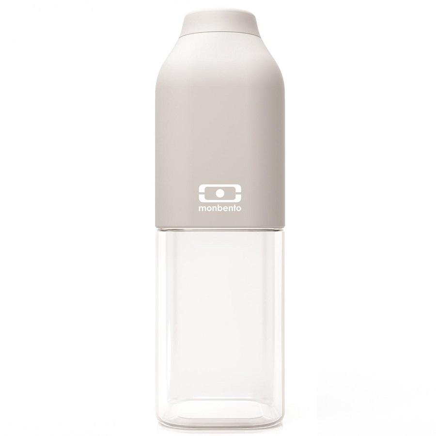 Бутылка Monbento Positive 0,5 л, серый
