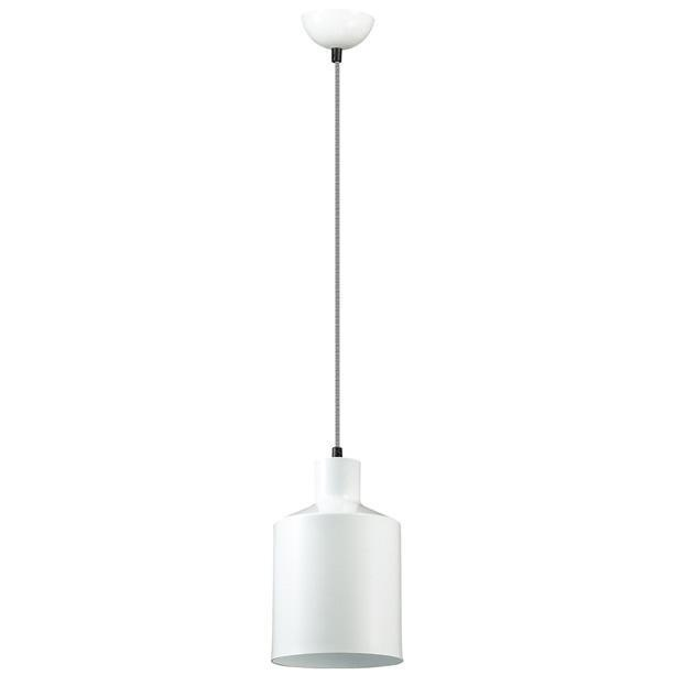 Подвесной светильник Lumion 3694/1, белый lumion подвесной светильник lumion valentin 3693 1