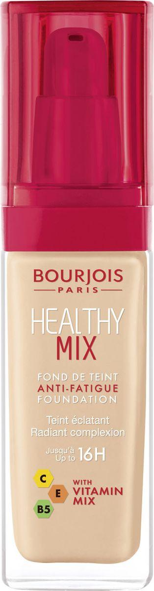 купить Крем тональный Bourjois Healthy Mix Relaunch, тон 525, 30 мл по цене 766 рублей