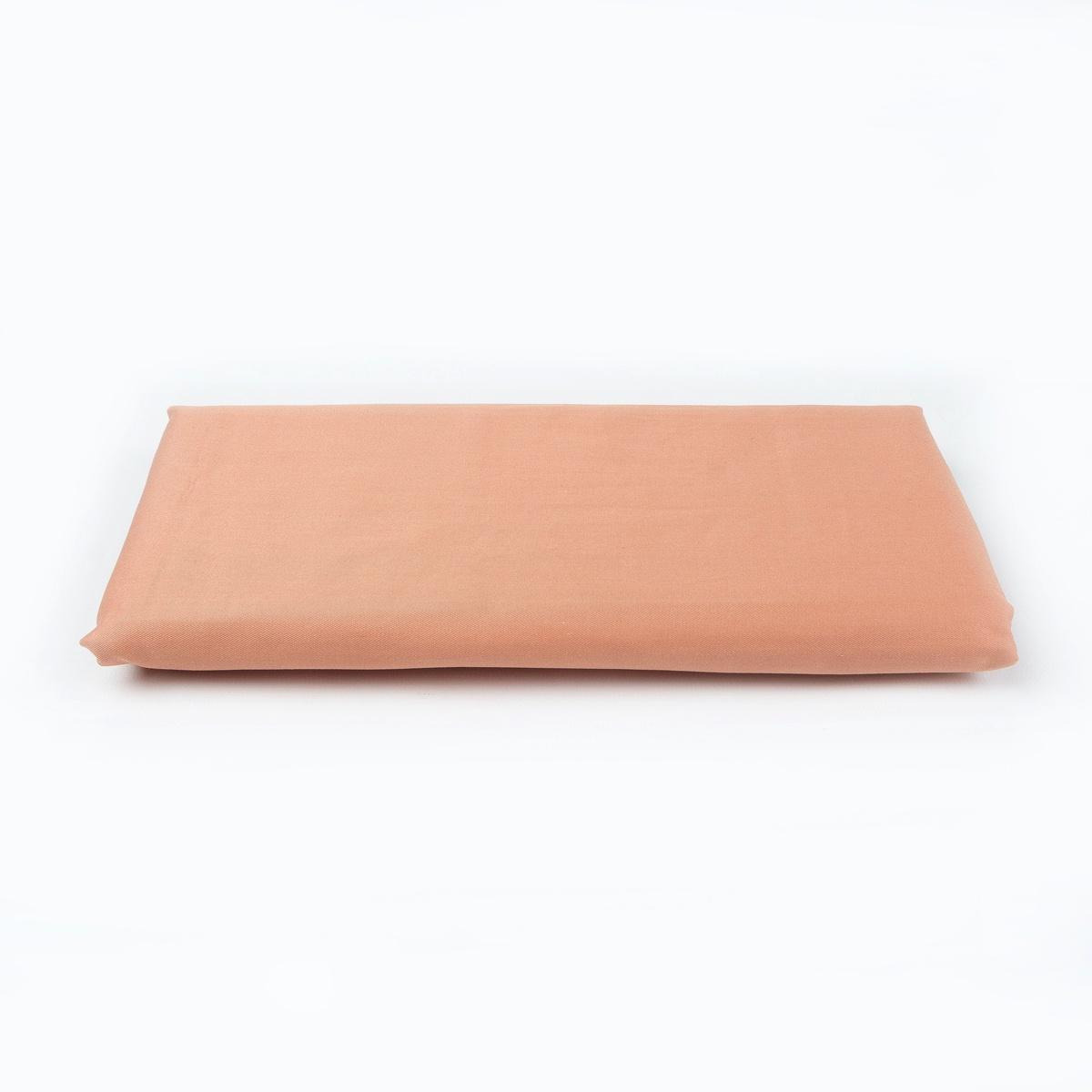 Наволочка Arya home collection Camino, коричневый цена