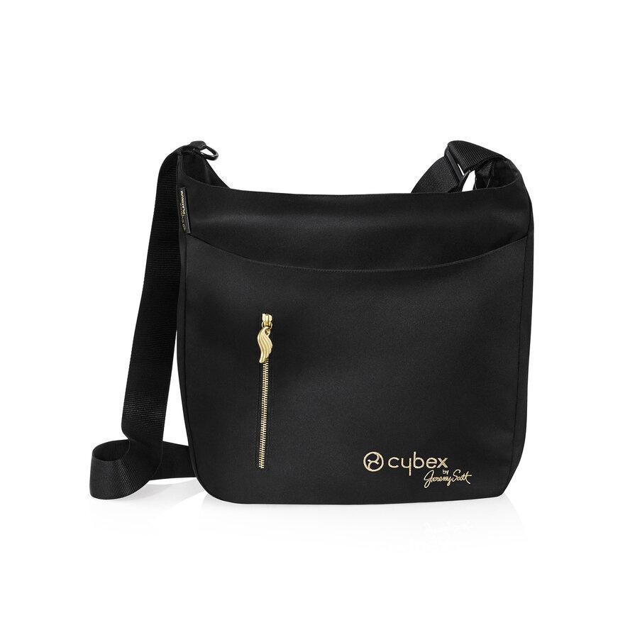 Аксессуар для колясок Cybex сумка для коляски Priam Wings by Jeremy Scott черный сумка для коляски cybex priam birds of paradise