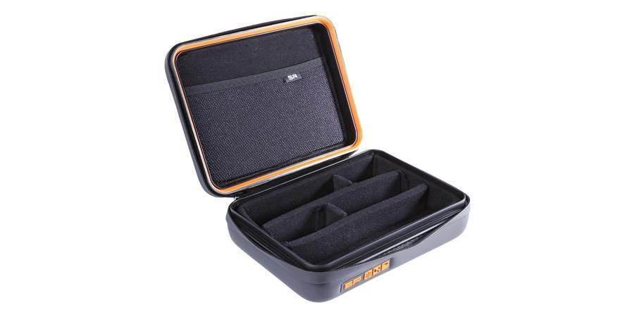 Кейс для камеры GoPro Кейс для POV AQUA Uni-Edition Case универсальный водонипроницаемый, черный кейс для камеры и аксессуаров sp gadgets sp pov case xs gopro edition 3 0 blue