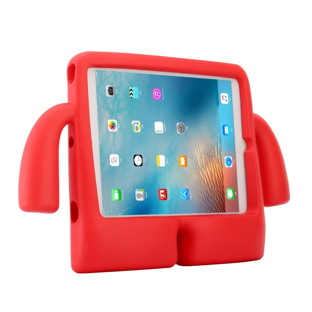 цена на Чехол для планшета Мобильная мода iPad 9.7 Противоударный резиновый детский чехол для iPad 9, красный