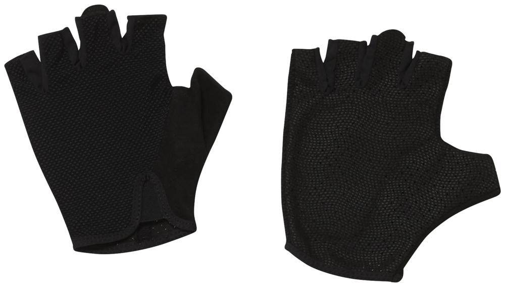 Перчатки для фитнеса Reebok OST Glove, EC5663, черный, размер S лонгслив женский reebok cbt jacquard ls ras цвет черный dq2000 размер s 44
